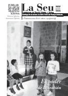 Hoja Parroquial Nº522 - El poder de la oración. Iglesia Colegial Basílica de Santa María de Xàtiva - Sexto aniversario de la erección de la colegiata.