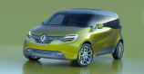Renault announces Frendzy Concept ahead of Frankfurt Motor Show