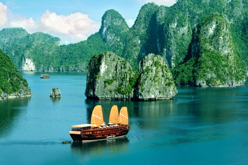 Tải ảnh Vịnh Hạ Long