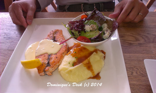 Grilled fish set