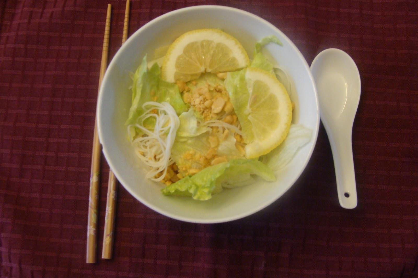Lili popotte soupe bangkok - Peut on congeler de la soupe ...