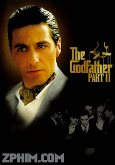 Bố Già 2 - The Godfather 2 (1974) Poster