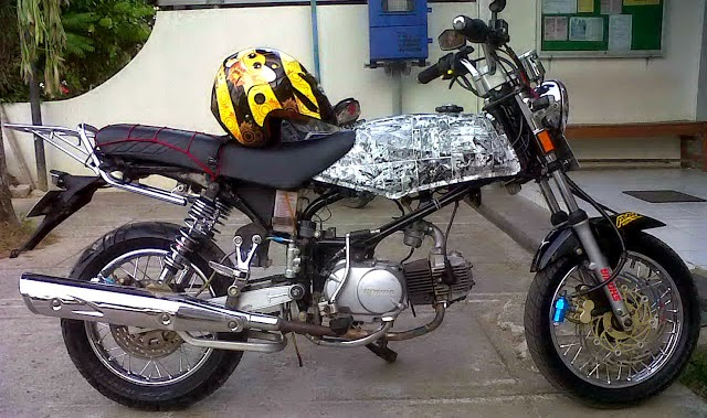 Honda Win Modifikasi Cb
