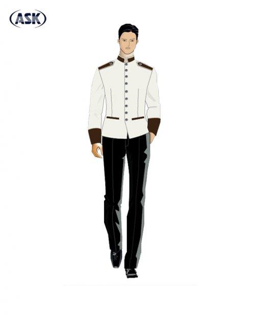 Trang phục Phục vụ - Bảo vệ #3