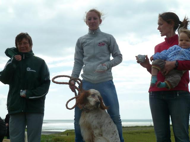 1 er trophée de la mer 2012 : classements
