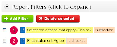 Filter Reports
