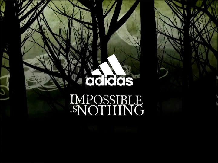 super populaire ee4a1 d93df adidas impossible is nothing poster