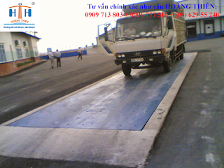 mua bán trạm cân xe tải đã qua sử dụng hth