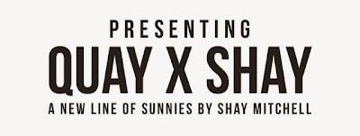 Quay X Shay Mitchell of Pretty Little Liars PLL Sunglasses