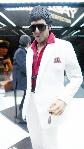 "[Enterbay] Scarface ""Respect Version"" - 1/6 scale  P1060826"