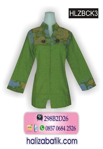 grosir batik pekalongan, Baju Batik Modern, Baju Batik Wanita, Model Batik