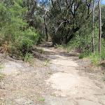 Service trail to Belinda Cres (78001)