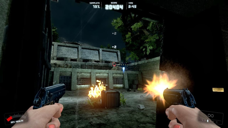 Screen Shot Of Rise of the Triad (2013) Full PC Game Free Download at Alldownloads4u.Com