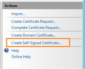 Generate private test certificate for sharepoint 2013 hosted app