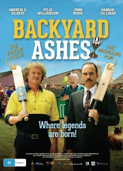 Poster Of English Movie Backyard Ashes (2013) Free Download Full New Hollywood Movie Watch Online At Alldownloads4u.Com