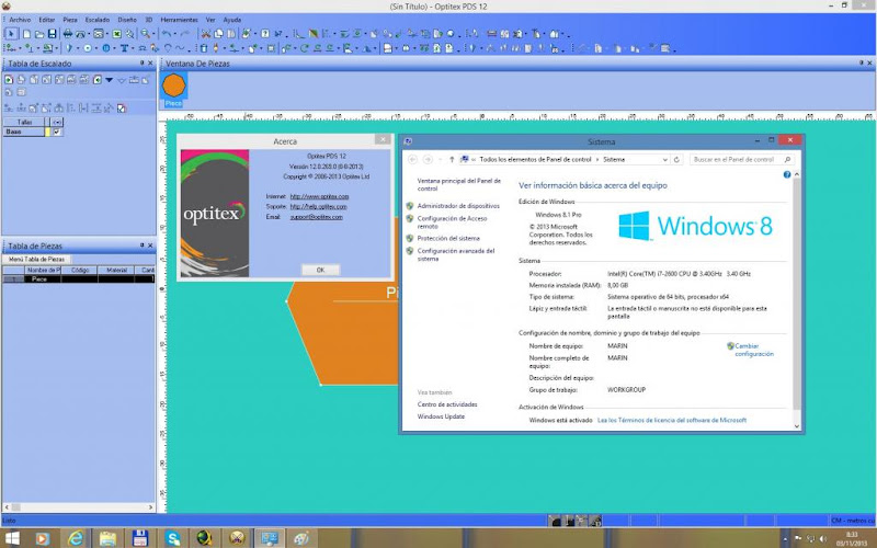Tải Full Miễn Phí Optitex 12 Cài Cho Windows 32bit và 64bit 3