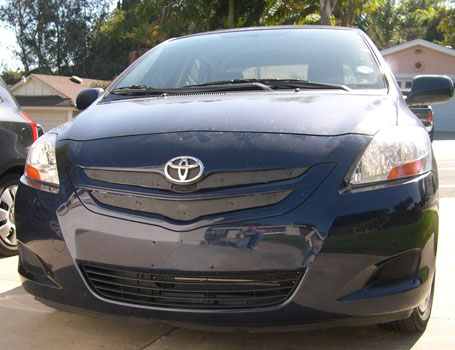 Toyota Yaris Sedan or Vios