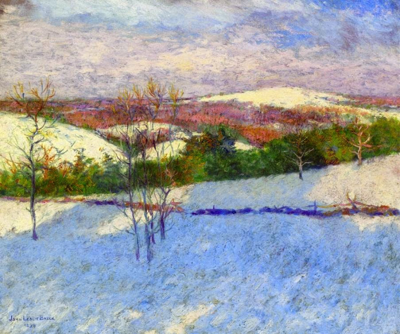 John Breck - Early Snow