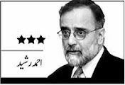 Ahmed Rashid Column - 24th October 2013