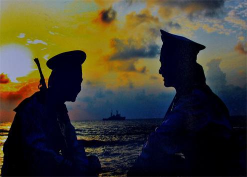 Bộ ảnh người Lính, tình đồng đội, đồng chí thật đẹp