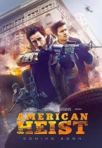 Baixar Filme American Heist Legendado Torrent