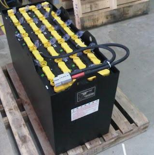 Bình acquy điện xe nâng GS Yuasa 0909648178