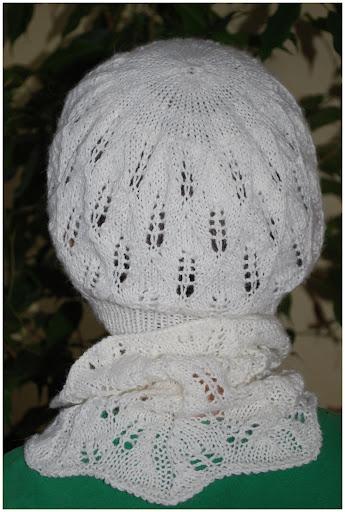 Kootud pitsimustriga müts 131-11 DSC_1790