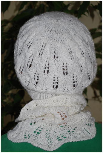 müts - Kootud pitsimustriga müts 131-11 DSC_1790