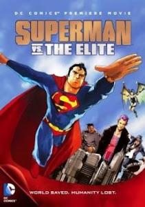 Siêu Nhân Và Elite - Superman Vs. The Elite poster
