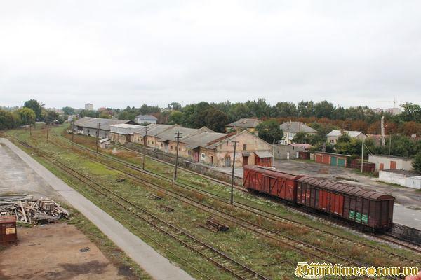 Історичні склади на вул. Стрілецькій