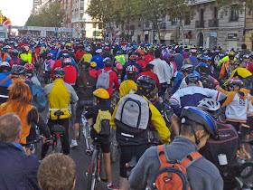 Fiesta de la Bicicleta de Madrid