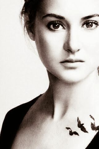 Life of blythe divergent for Divergent tattoo tris