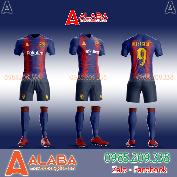 áo đấu barca