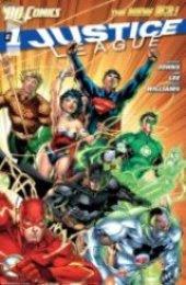 Justice League standard