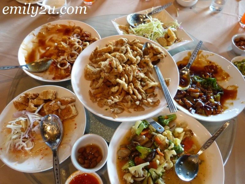 Putrajaya Seafood Restaurant From