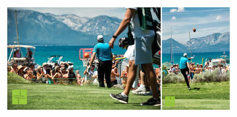 tahoe celebrity golf photos