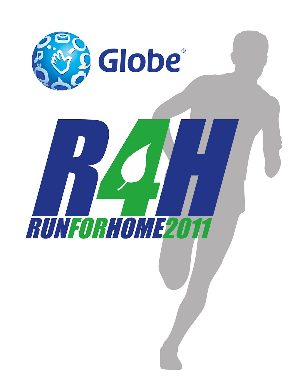 Globe Run For Home 2011 : Different Year, Same Spirit