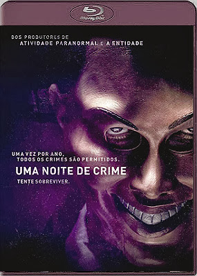 Filme Poster Uma Noite de Crime BDRip XviD Dual Audio & RMVB Dublado