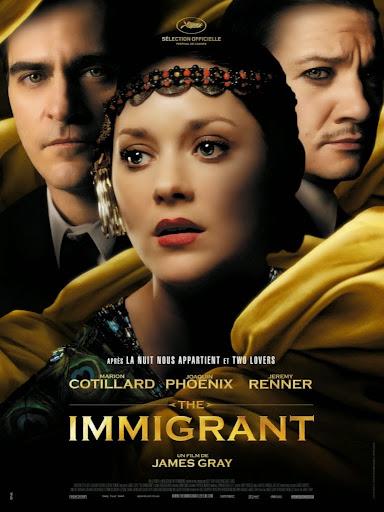 Κάποτε στη Νέα Υόρκη (The Immigrant) Poster