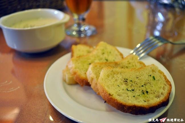 奇波拉義式料理大蒜麵包