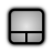 Icono del touchpad-indicator
