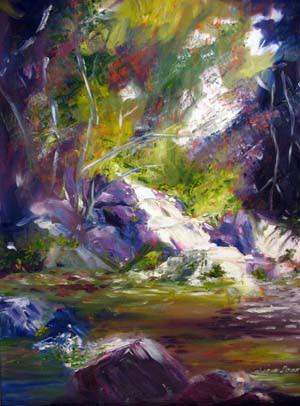 """Nature's Beauty"" by Artist Diana Saffo Bono."