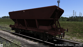 PEC-01: HBA/HEA Coal Hoppers