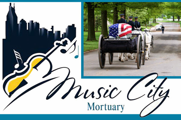 Cremation Nashville TN Music City Mortuary Logo