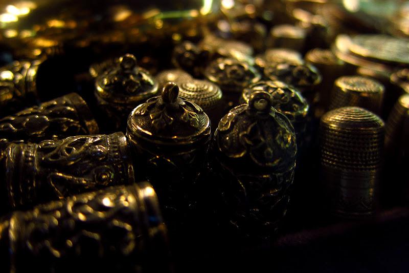 Thimbles, Grand Bazaar