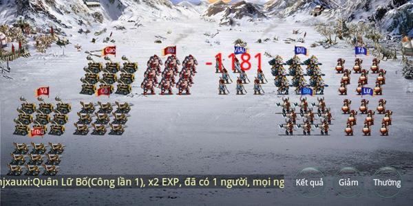 Vén màn bí ẩn hệ thống sĩ khí của Ngọa Long Mobile 3