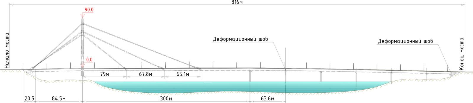 проекта моста был Георгий