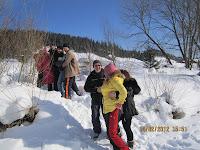 Фоторепортаж с тренинга по ньяса-йоге 12-18 февраля 2012г в Карпатах.710