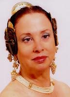 Isabel Oliver González, Regina de L'horta de Valencia 2013-2014