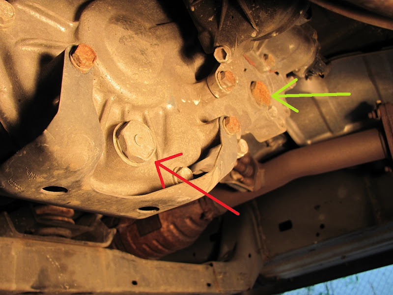 Toyota Tundra Starter Repair A Journey Of Discovery moreover I furthermore Watch together with Automatic Transmission Extension Housing Bushing likewise Watch. on toyota tacoma oil leak